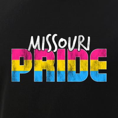 Missouri Pride Pansexual Flag
