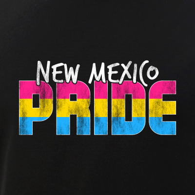 New Mexico Pride Pansexual Flag