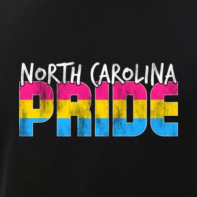 North Carolina Pride Pansexual Flag