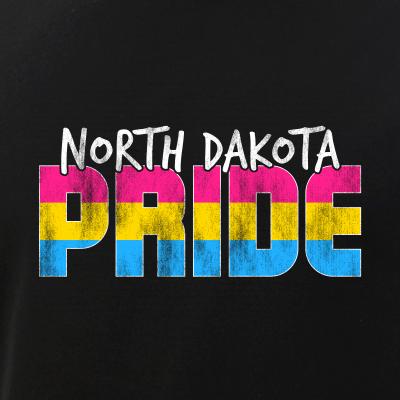 North Dakota Pride Pansexual Flag