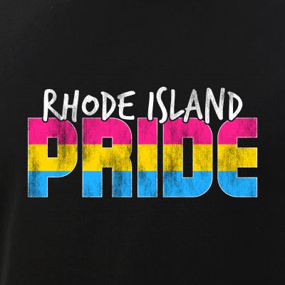 Rhode Island Pride Pansexual Flag