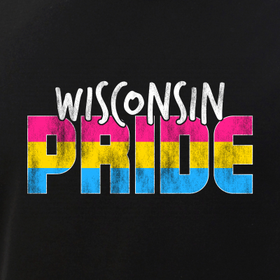 Wisconsin Pride Pansexual Flag