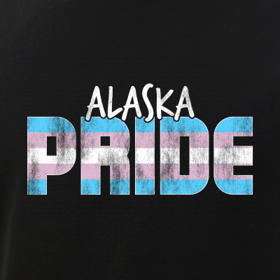 Alaska Pride Transgender Flag