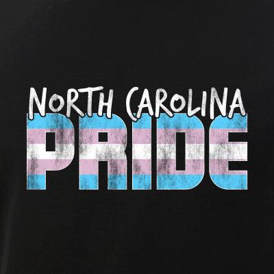 North Carolina Pride Transgender Flag