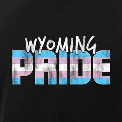 Wyoming Pride Transgender Flag