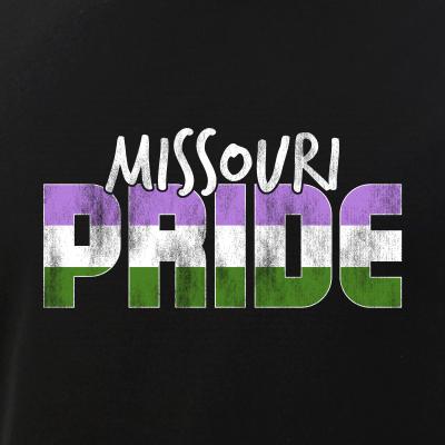 Missouri Pride Genderqueer Flag