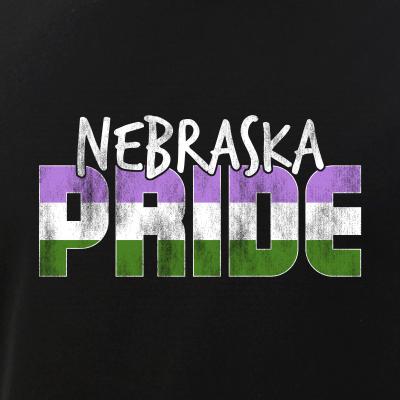 Nebraska Pride Genderqueer Flag