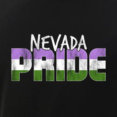 Nevada Pride Genderqueer Flag