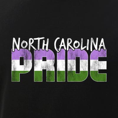 North Carolina Pride Genderqueer Flag