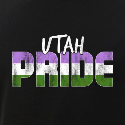 Utah Pride Genderqueer Flag