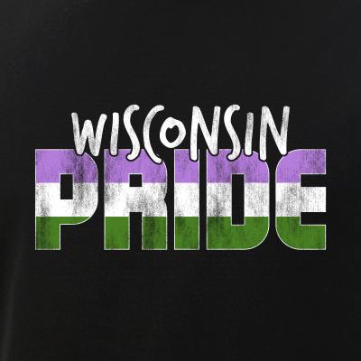 Wisconsin Pride Genderqueer Flag