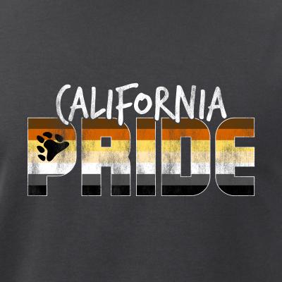 California Pride Gay Bear Flag