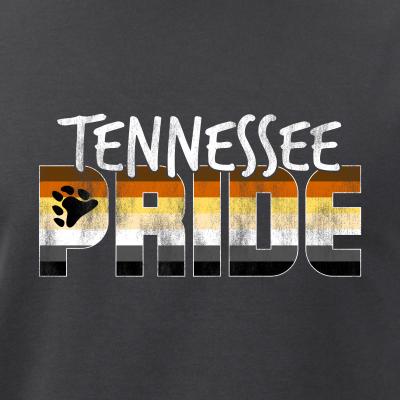 Tennessee Pride Gay Bear Flag
