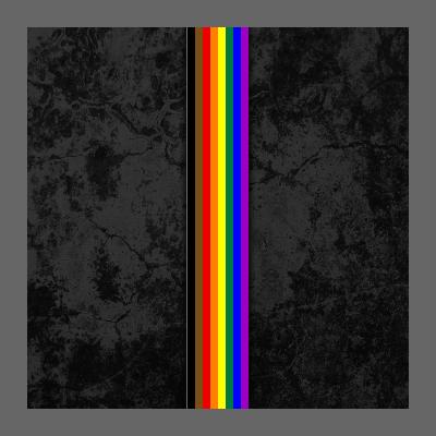 Philly Inclusive LGBTQ Pride Flag Stripe
