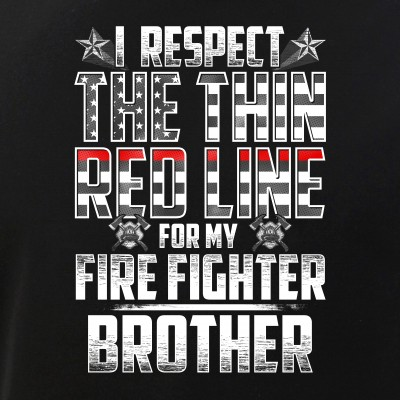Brother Fire Fighter Thin Red Line