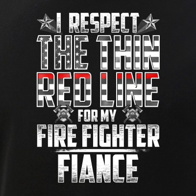 Thin Red Line Fire Fighter
