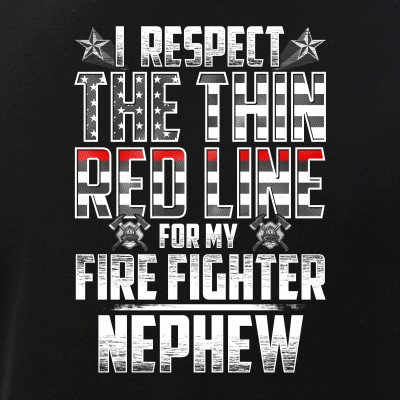 Nephew Fire Fighter Thin Red Line