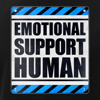 Emotional Support Human