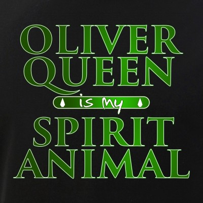 Oliver Queen is my Spirit Animal