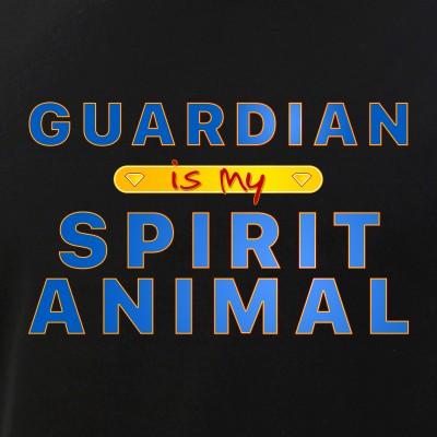Guardian is my Spirit Animal
