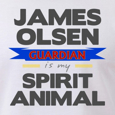 James Olsen is my Spirit Animal