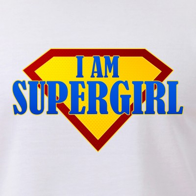 I Am Supergirl