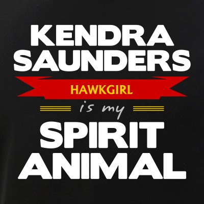 Kendra Saunders is my Spirit Animal