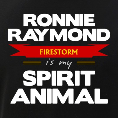 Ronnie Raymond is my Spirit Animal