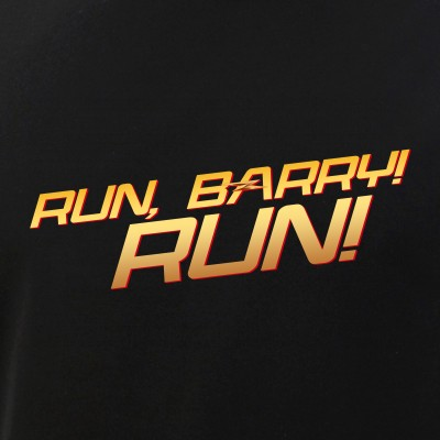 Run, Barry! Run!
