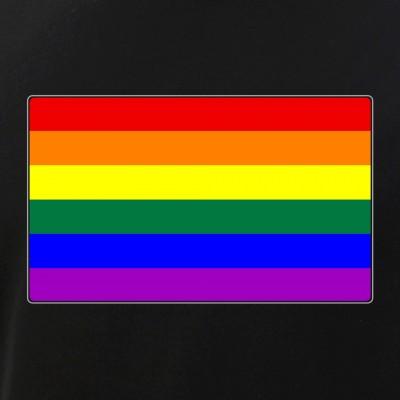 LGBTQ Rainbow Pride Flag