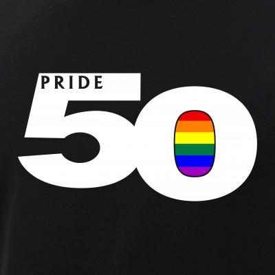 Pride 50 LGBTQ Gay Pride Flag
