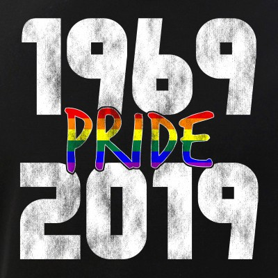 1969-2019 50th Pride Anniversary