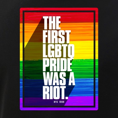 The First LGBTQ Pride Was A Riot