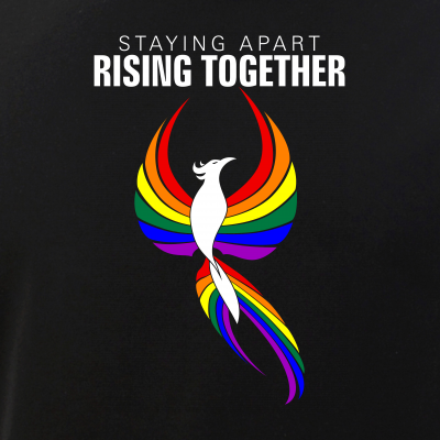 Staying Apart Rising Together LGBTQ Phoenix
