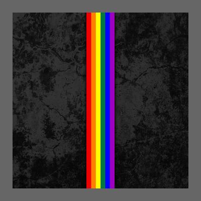 LGBTQ Pride Flag Stripe