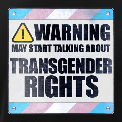 Warning May Start Talking About Transgender Rights