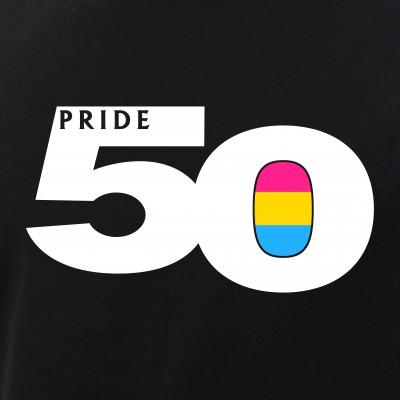 Pride 50 Pansexual Pride Flag