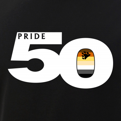 Pride 50 Gay Bear Pride Flag