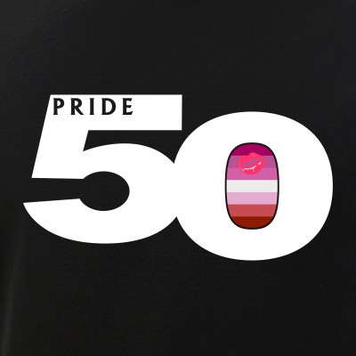 Pink/Lipstick Lesbian Pride