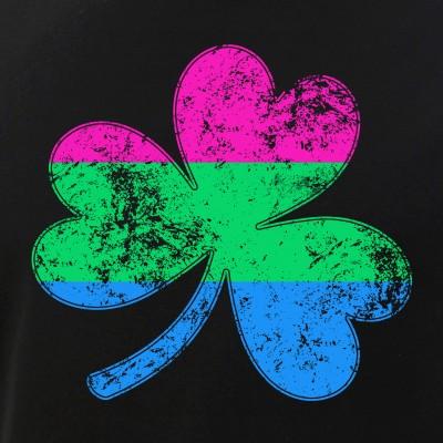 Polysexual Shamrock Pride Flag
