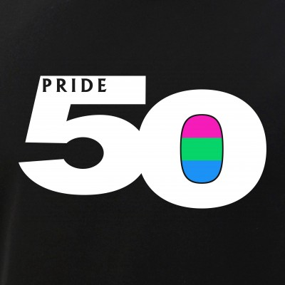 Pride 50 Polysexual Pride Flag