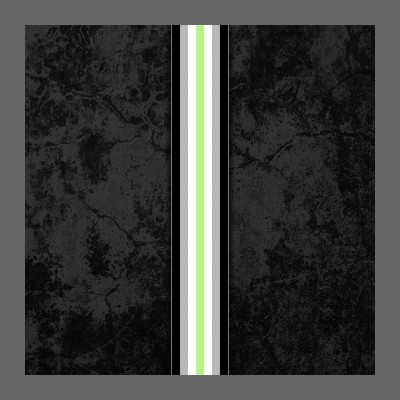 Agender Pride Flag Stripe