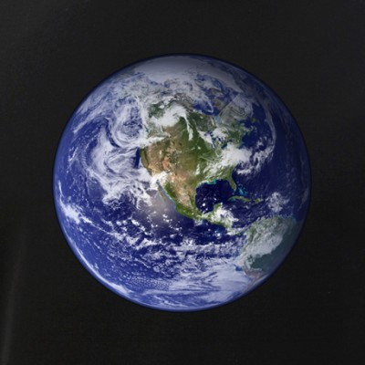 Western Earth from Space