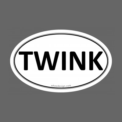 TWINK Euro Oval