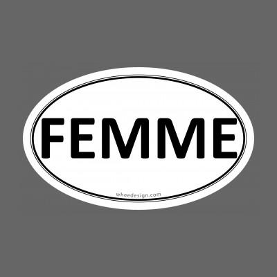 FEMME Euro Oval