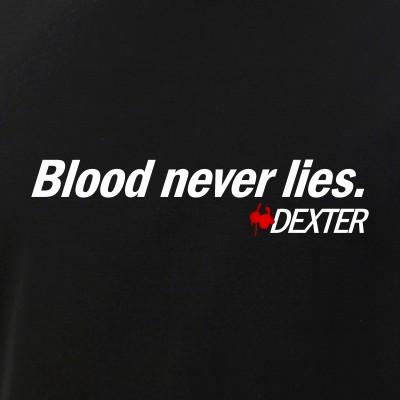 Blood Never Lies - Dexter
