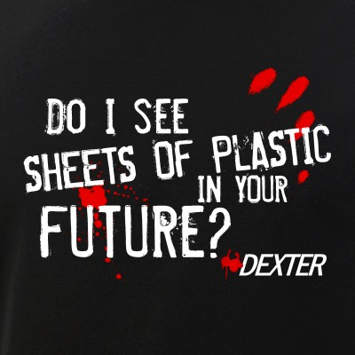 Bloody Sheets of Plastic in Your Future?