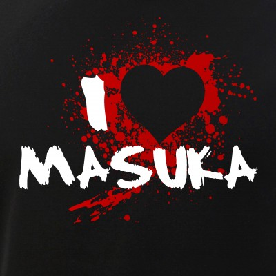 I Heart Masuka - Dexter