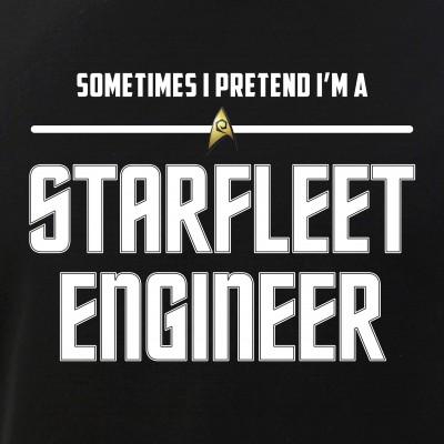 Sometime I Pretend I'm a Starfleet Engineer