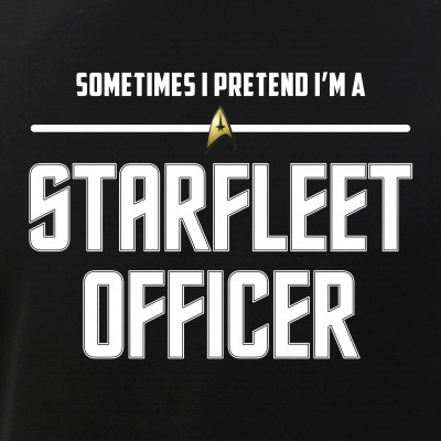 Pretend I'm a Starfleet Officer - Command